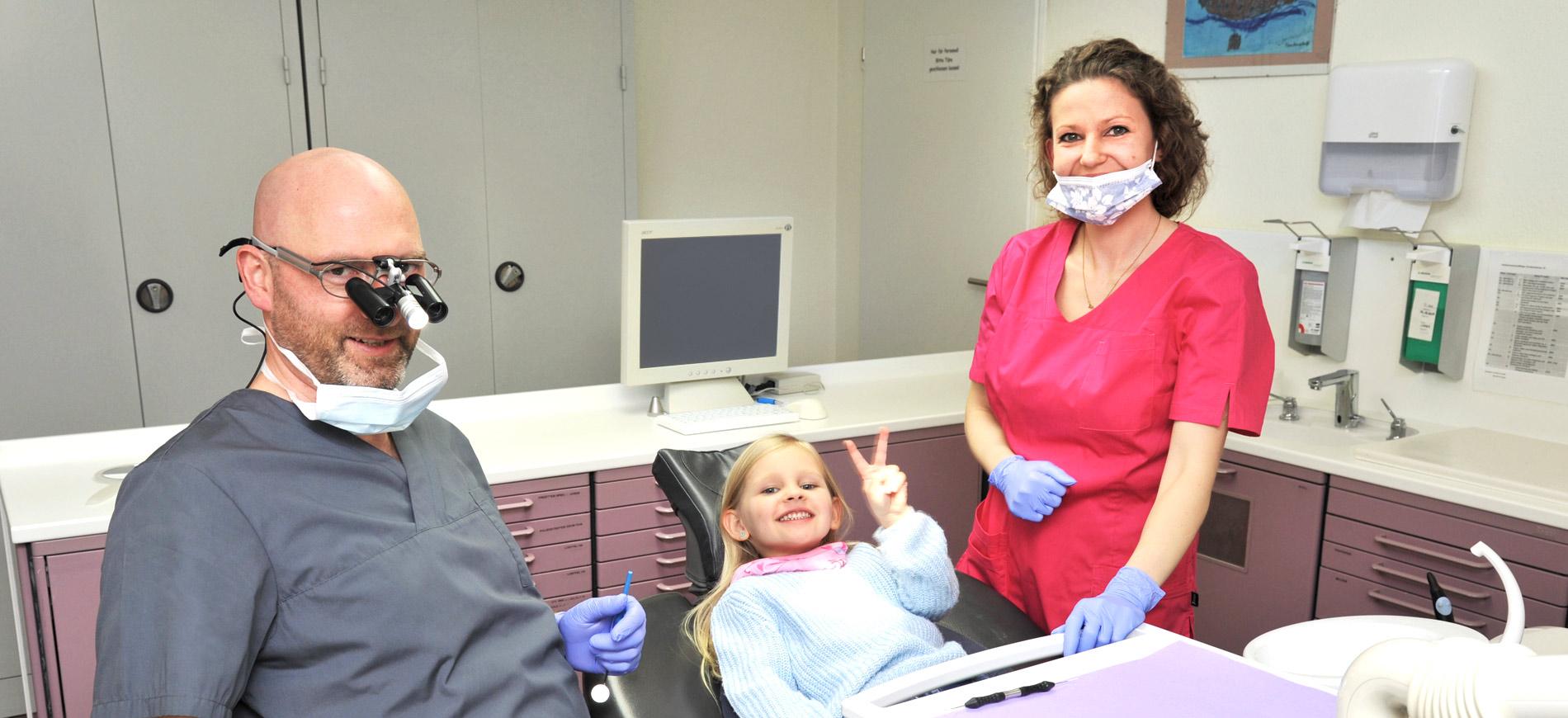 Zahnarzt Dr. Marco Eck - Kinder 1