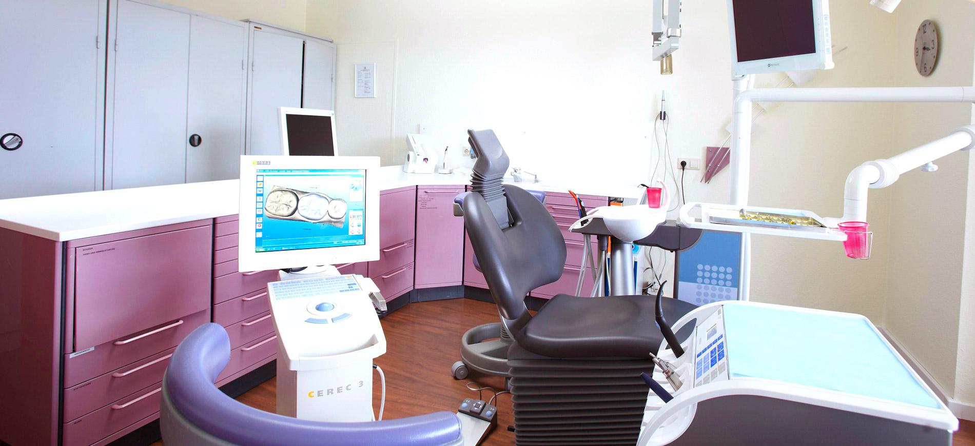 Zahnarzt Dr. Marco Eck - Cerec 1