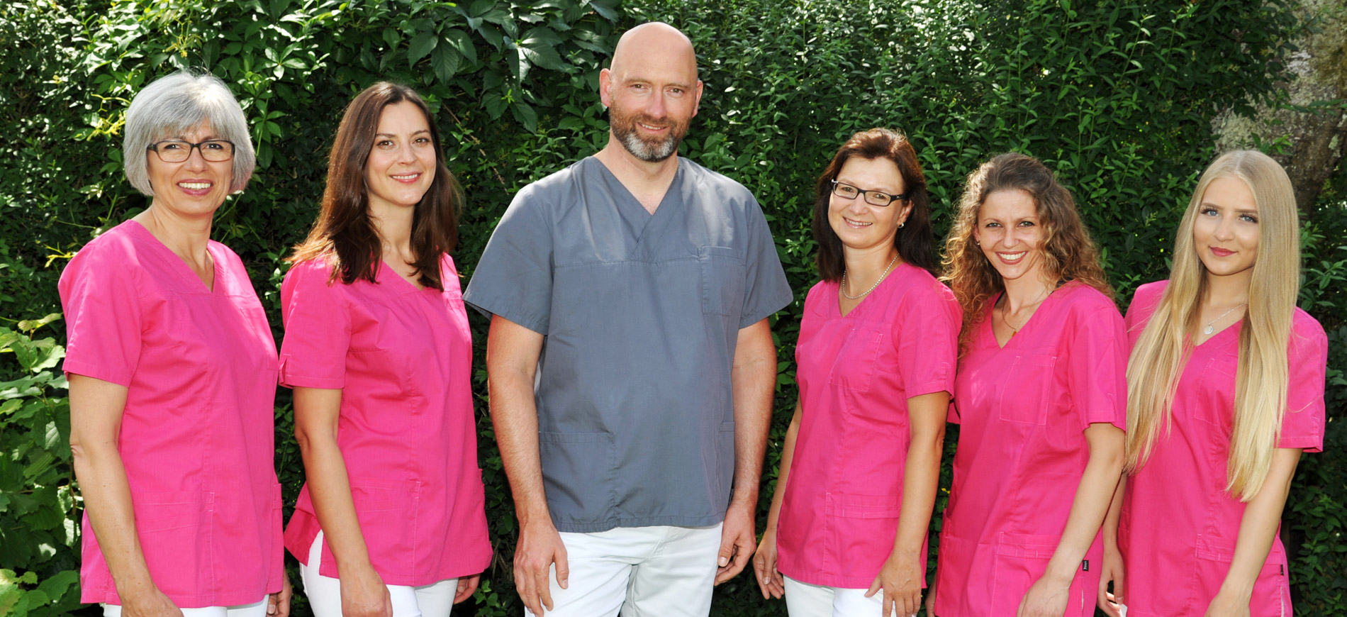 Zahnarzt Dr. Marco Eck - Herzlich Willkommen  in der Zahnarztpraxis Dr. Marco Eck in Konstanz 1